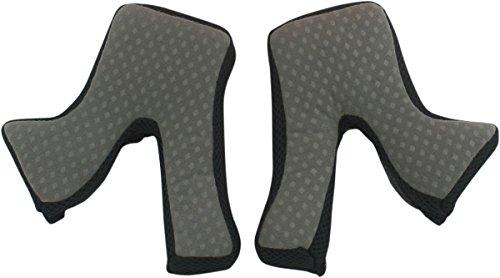 AFX Helmet Cheek Pads for FX-41DS - Black - XS 0134-1516