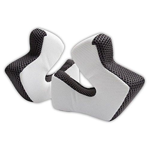 Troy Lee Designs SE32 Helmet Cheek Pad Set - X-LargeWhite