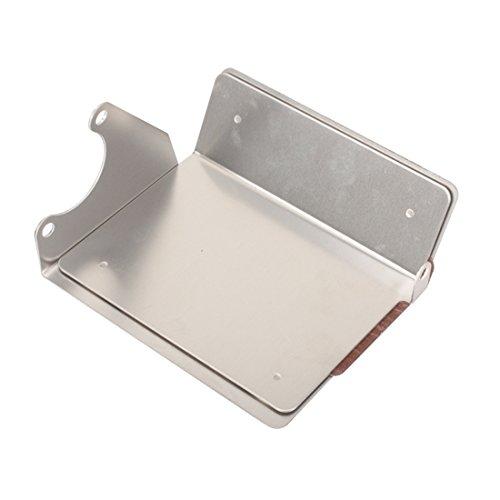 Plain Aluminum Chevy Compact Mini Starter Heat ShieldCover