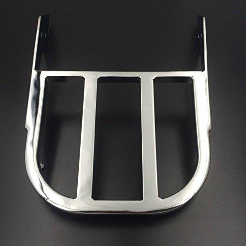 XKH- Motorcycle Chrome Sissy Bar Luggage Rack For 2002-2006 Honda VTX 1300C 2002-2011 Honda VTX 1800C 2005-2011 Honda VTX 1800F