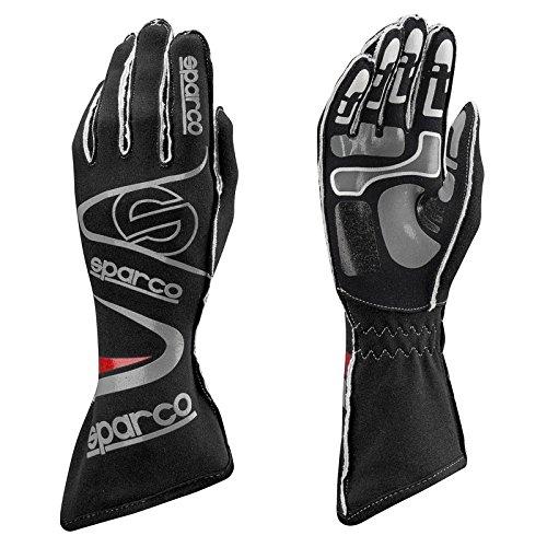 Sparco 00253209NR Arrow K Black Size-09 Karting Gloves