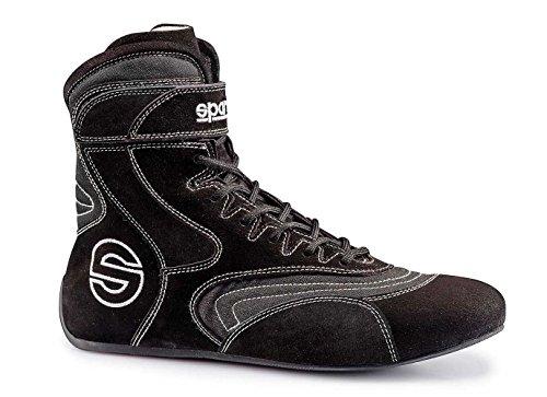 Sparco Mens SFI-20 Shoe Black Size 11