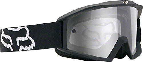 2016 Fox Racing Main Goggle - Matte Black Clear Lens