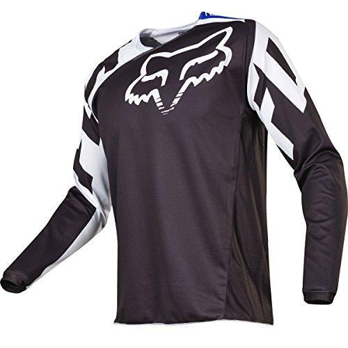 Fox Racing 2017 180 Race Mens Off-Road Motorcycle Jerseys - Black  Large