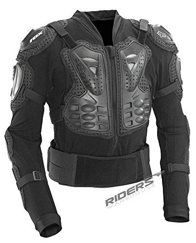 Fox Racing Titan Sport Protective MTB Jacket Black Large