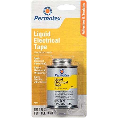 Permatex 85120 Liquid Electrical Tape 4 oz