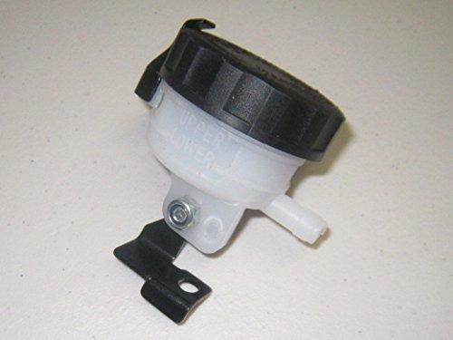 Slim Style- Brake Fluid Reservoir Bottle Master Cylinder Universal Honda Kawasaki Suzuki Yamaha