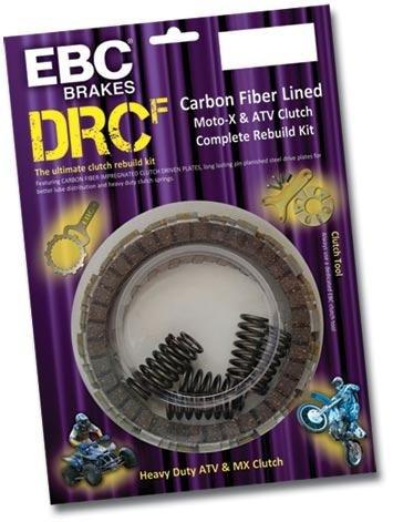 EBC Brakes DRCF164 DRCF Range Carbon Fiber Clutch Kit