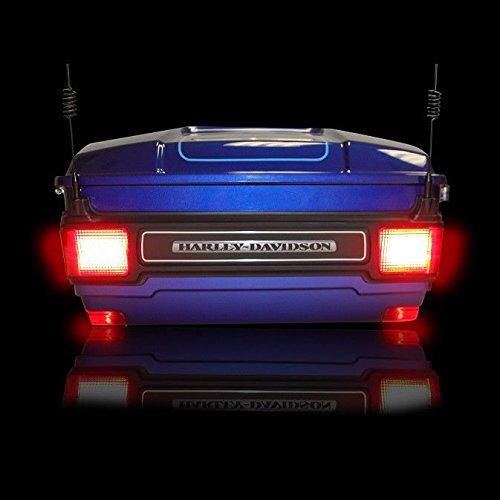 Custom Dynamics GEN-UTPK Genesis II Ultimate Tour Pak LED Taillight Kit for Harley-Davidson