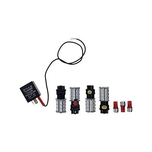 MACs Auto Parts 44358898 Porsche Mustang LED Tail Light Kit