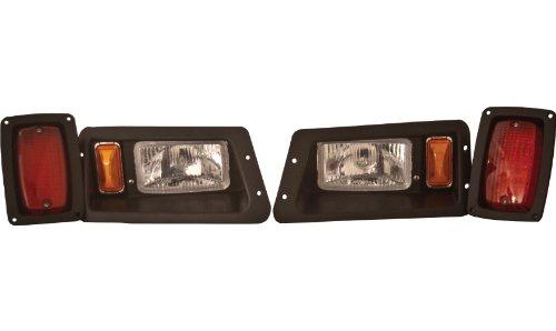 Yamaha G14 G16 G19 G22 Headlight and LED Tail Light Kit