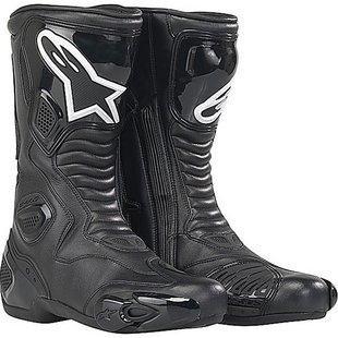 Alpinestars S-mx 5 Waterproof Boots - 9.5 Us / 44 Euro/black