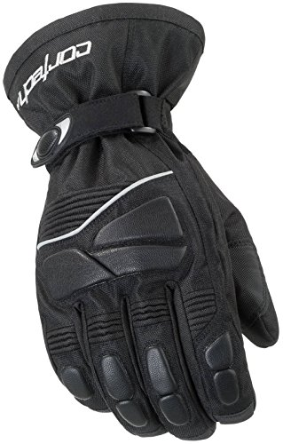 Cortech Blitz 21 Adult Street Bike Motorcycle Gloves - Black 3X-Small