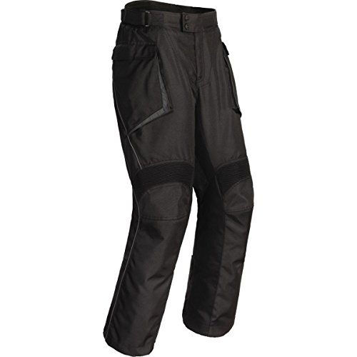 Cortech Sequoia XC Mens Textile Street Motorcycle Pants - Black  X-Large