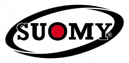 Suomy MX Jump Visor Solid Orange
