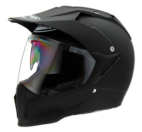 Suomy MX Tourer Matte Black Helmet Medium