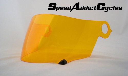 Suomy Spec-1R  Extreme  Apex  Excel Orange Shield