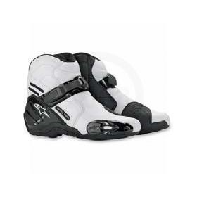 Alpinestars S-mx 2 Vented Boots , Distinct Name: White, Gender: Mens/unisex, Size: 10.5, Primary Color: White