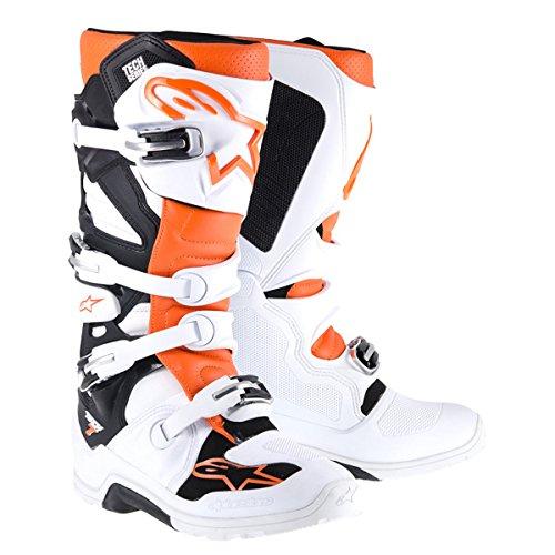 Alpinestars Tech 7 Enduro Boots-Black-7