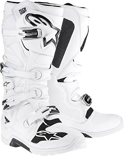 Alpinestars Tech 7 Enduro Boots-White-10
