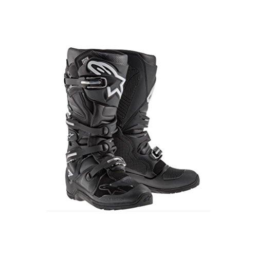 Alpinestars Tech 7 Enduro Mens MXOffroad Boots Black 7 USA