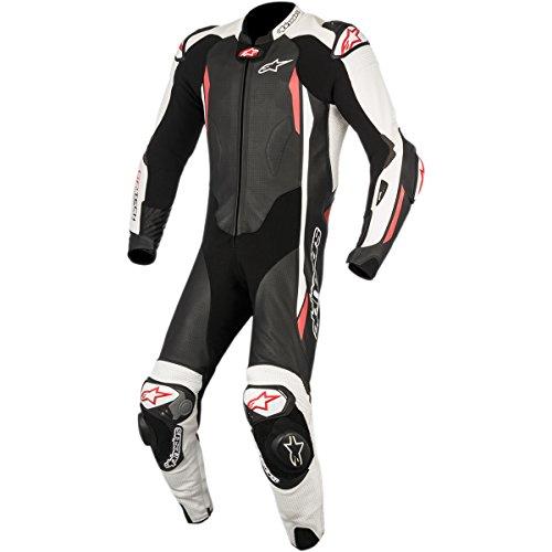Alpinestars GP Tech Mens 1-Piece Street Race Suits - BlackWhiteRed  58
