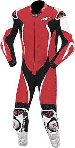 Alpinestars GP Tech One-Piece Leather Suit - 54RedWhiteBlack
