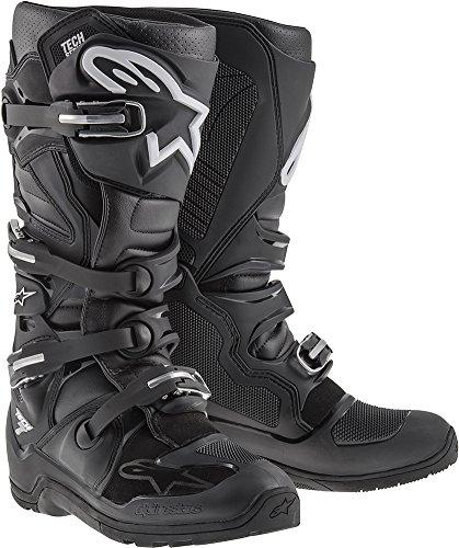 Alpinestars Tech 7 Enduro Boots-Black-12