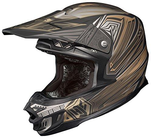 HJC FG-X Legendary Lucha Off-Road Motocross Helmet MC-5F X-Large