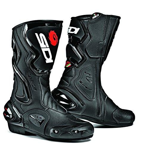 SIDI COBRA AIR MOTORCYCLE BOOTS BLACK SIZE 125  47