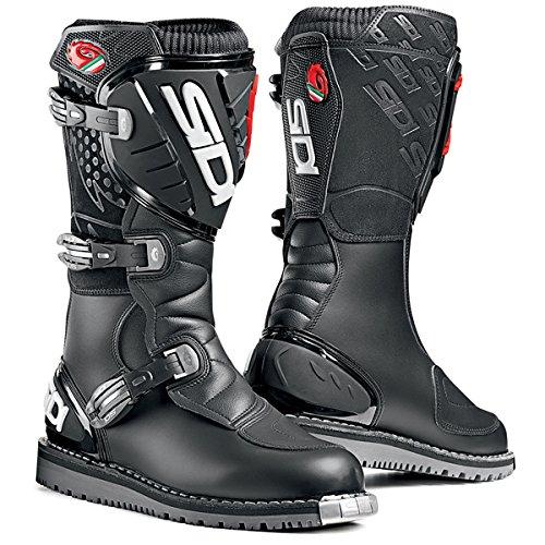 SIDI Mens Discovery Rain Off-Road Boots Black 125