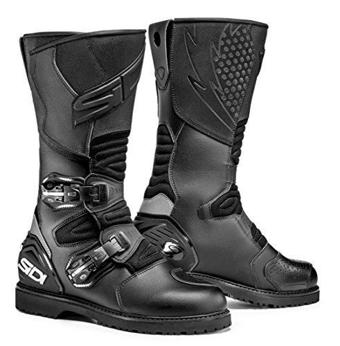 Sidi Deep Rain Motorcycle Boots Black US10EU44 More Size Options