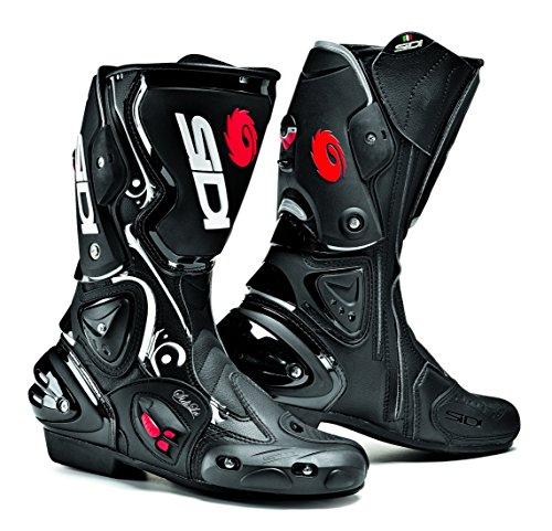Sidi Vertigo Lei Ladies Motorcycle Boots BlackWhite US8EU40 More Size Options