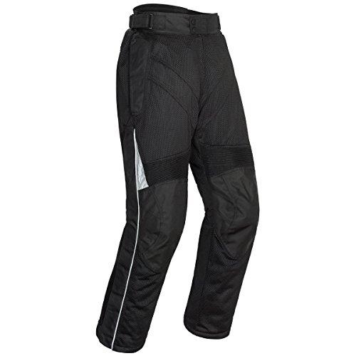 Tour Master Venture Air 20 Mens Textile Street Motorcycle Pants - Black  Medium