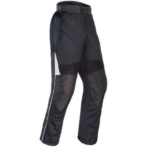 Tour Master Venture Air Mens Textile Touring Motorcycle Pants - Black  X-Large