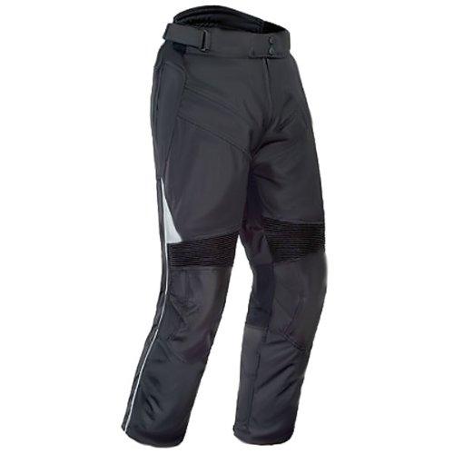 Tour Master Venture Mens Textile Cruiser Motorcycle Pants - Black  X-Large