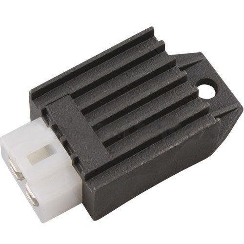 Promax 4-pin Voltage Regulator Rectifier for 4-stroke 50cc 70 Cc 90cc 110 Cc 125cc Atvs Quad 4 Wheelers Dirt Bike Go Karts Pit