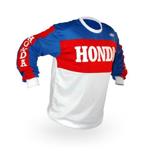 Reign VMX Honda Vintage Style Motocross Jersey - Size XX-Large