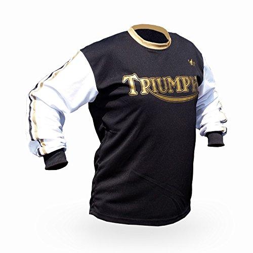 Reign VMX Triumph Vintage Style Motocross Jersey - Size SM