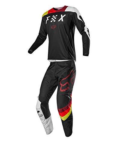 Fox Racing 2018 180 Rodka Special Edition Jersey Pants Combo Black Adult Offroad MX ATV Gear