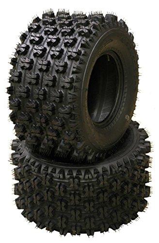 2 New WANDA Sport ATV Tires AT 22x10-10 P357 4PR - GNCC tires -10089