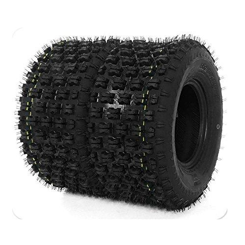 Pair of 2 20X10-9 Sport ATV Tires - 20x10x9 20-10-9