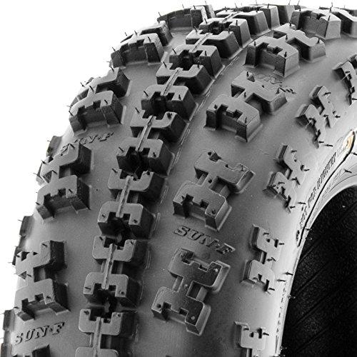 SunF 22x7-11 22x7x11 Sport ATV Tire 6 PR A027 Single