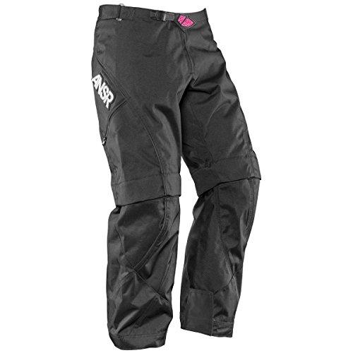 Answer Racing Mode WMX Womens Dirt Bike Motorcycle Pants - BlackPink  Size 14