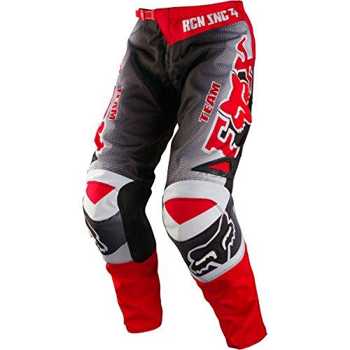 Fox Racing 180 Honda Mens Dirt Bike Motorcycle Pants - Red  Size 32