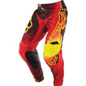 Fox Racing 360 Flight Mens Off-RoadDirt Bike Motorcycle Pants - RedYellow  28