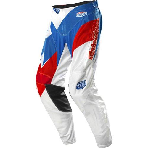 Troy Lee Designs GP Air Astro Team Mens MotoX Motorcycle Pants - White  Size 38