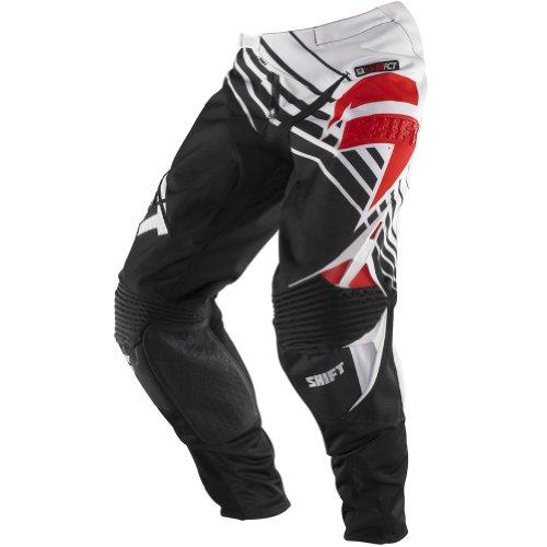 Shift Racing Faction Satellite Pants - 34/red/black