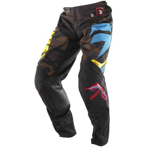 Shift Racing Strike Brigade Men's Off-road Motorcycle Pants - Camo / Size 28