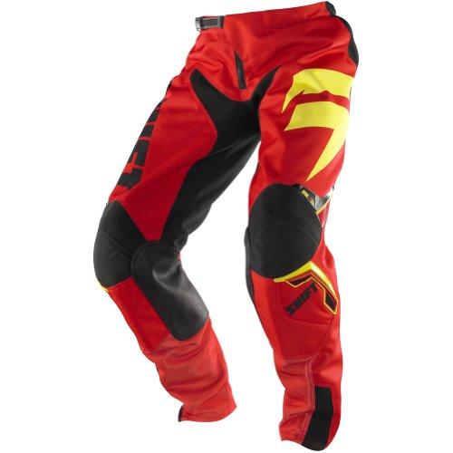 Shift Racing Strike Legion Pants - 38/red/yellow